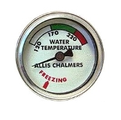 213675 - Allis Chalmers B, C, RC, WC, WD, WD45 Temperature Gauge