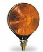 Universal One Wire Amber Flashing Light